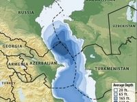 عاقبت دریاچه ارومیه در انتظار خزر/ دستور خشکاندن کاسپین صادر شد