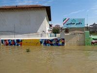 بازگشایی مدارس و دانشگاههای مناطق سیلزده استان گلستان