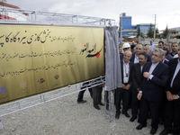 واحد گازی نیروگاه 460 مگاواتی غرب مازندران افتتاح شد