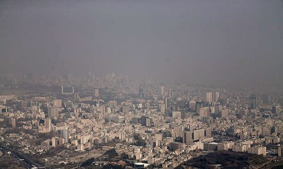 سوخت، عامل اصلی ذرات معلق در تهران