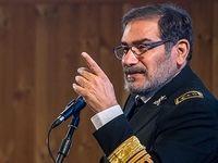شمخانی درباره احتمال جنگ بین ایران و آمریکا چه گفت؟