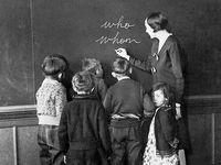 کودکی بهترین دوران برای یادگیری زبان خارجی نیست