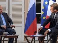 گفتوگوی تلفنی پوتین و ماکرون درباره سوریه