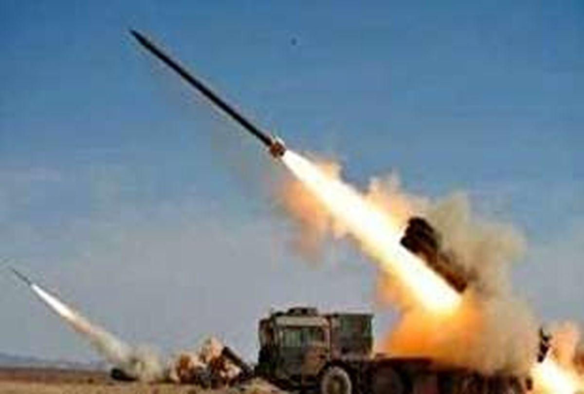 یمن،شلیک ۲ موشک زلزال به مواضع متجاوزان سعودی
