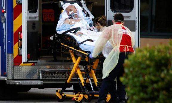 کرونا در آمریکا رکورد زد