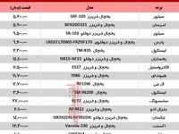 قیمت روز یخچال +جدول ۱۳۹۹/۴/۱۸