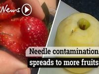 حمله تروریستی با میوههای حاوی سوزن در استرالیا +عکس