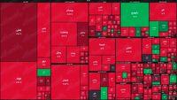 نقشه بازار سهام (۱۳۹۹/۶/۱۲)