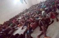 وضعیت اسفناک زندانیان در عربستان +عکس