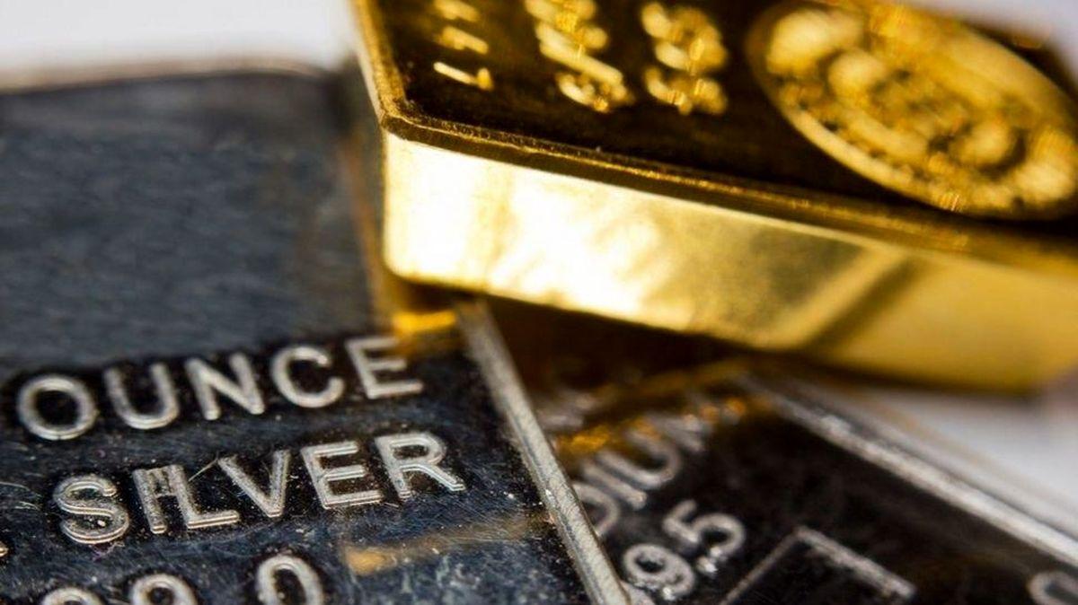 قیمت طلا به بالای ۱۷۰۰ دلار جهش کرد