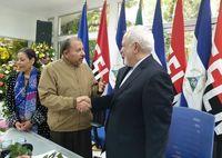 ظریف از یک توافق خبر داد +عکس