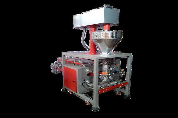 انواع دستگاه بستهبندی سلفونی و حبوبات در ظرفیتهای مختلف طراحی و ساخته میشود.