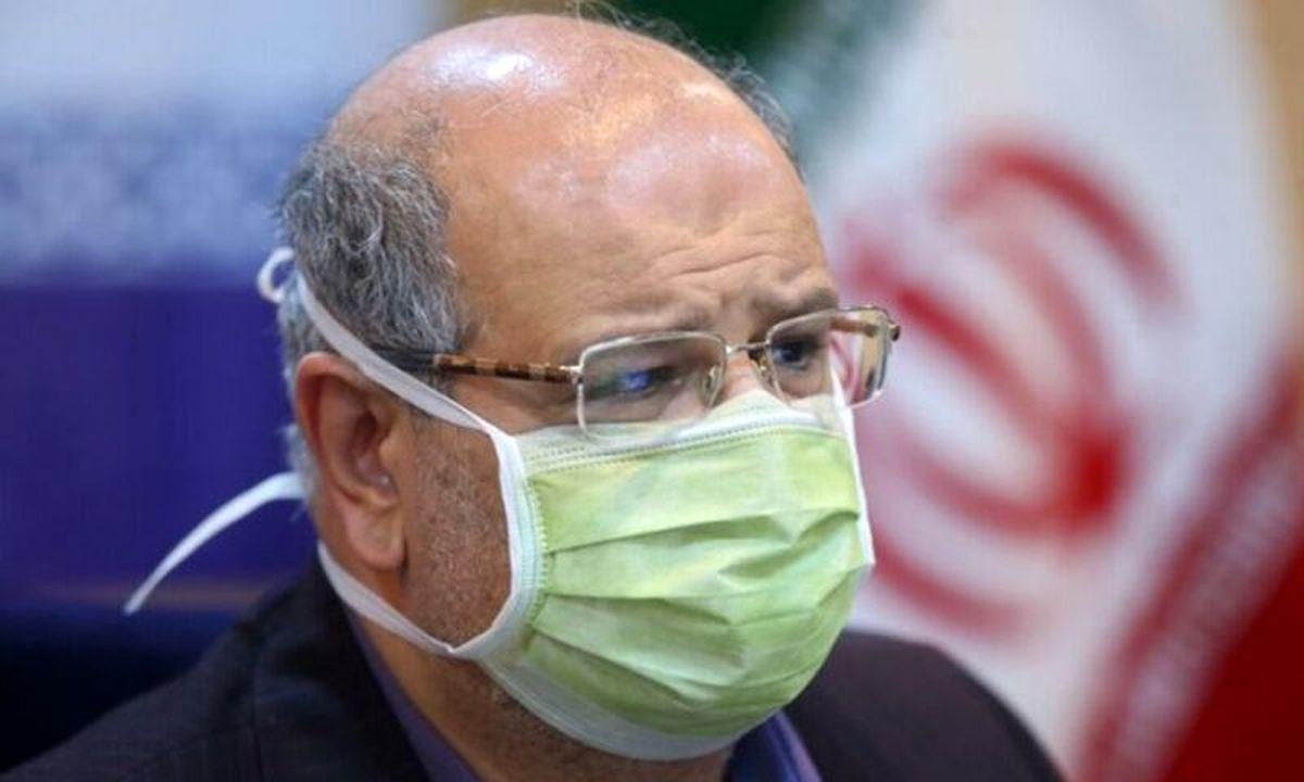 همه شهرهای تهران در وضعیت قرمز کرونایی قرار دارند