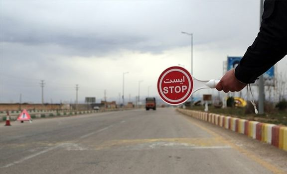 ورودیهای آبادان به روی گردشگران بسته شد