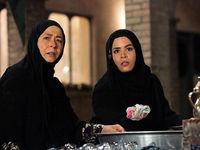 آزیتا حاجیان و دخترش در یک سریال جدید +عکس