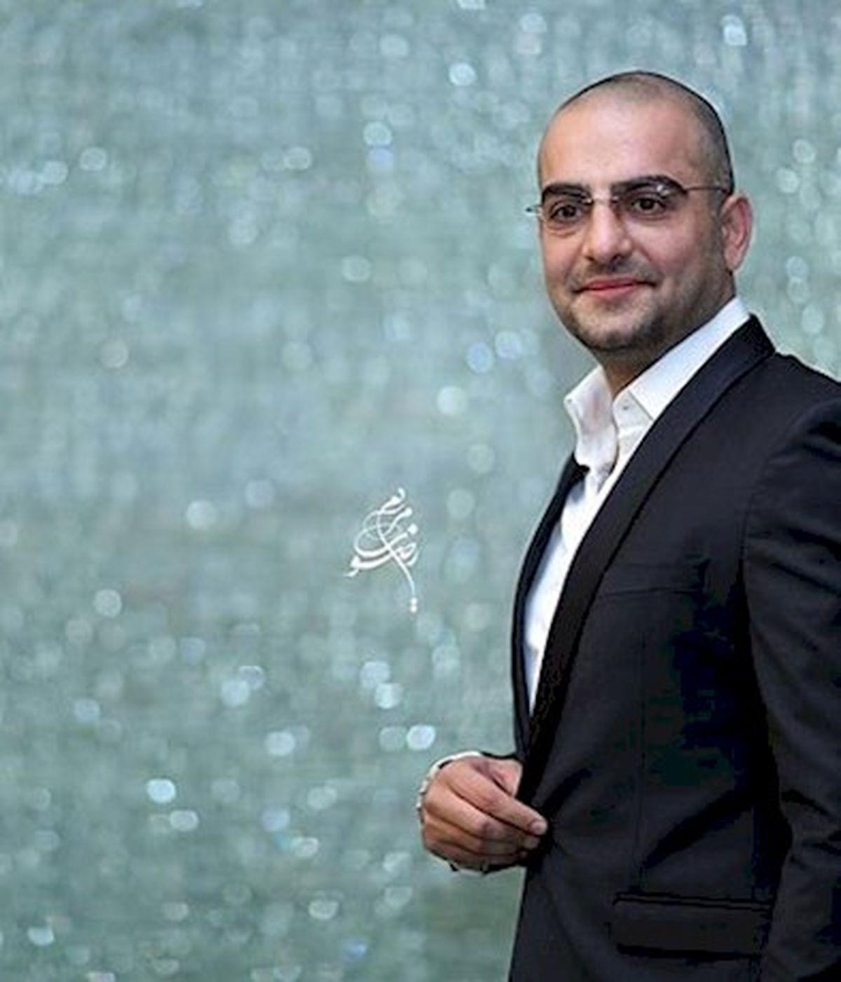 تبریک حامد کمیلی برای تولد اکبر عبدی + عکس