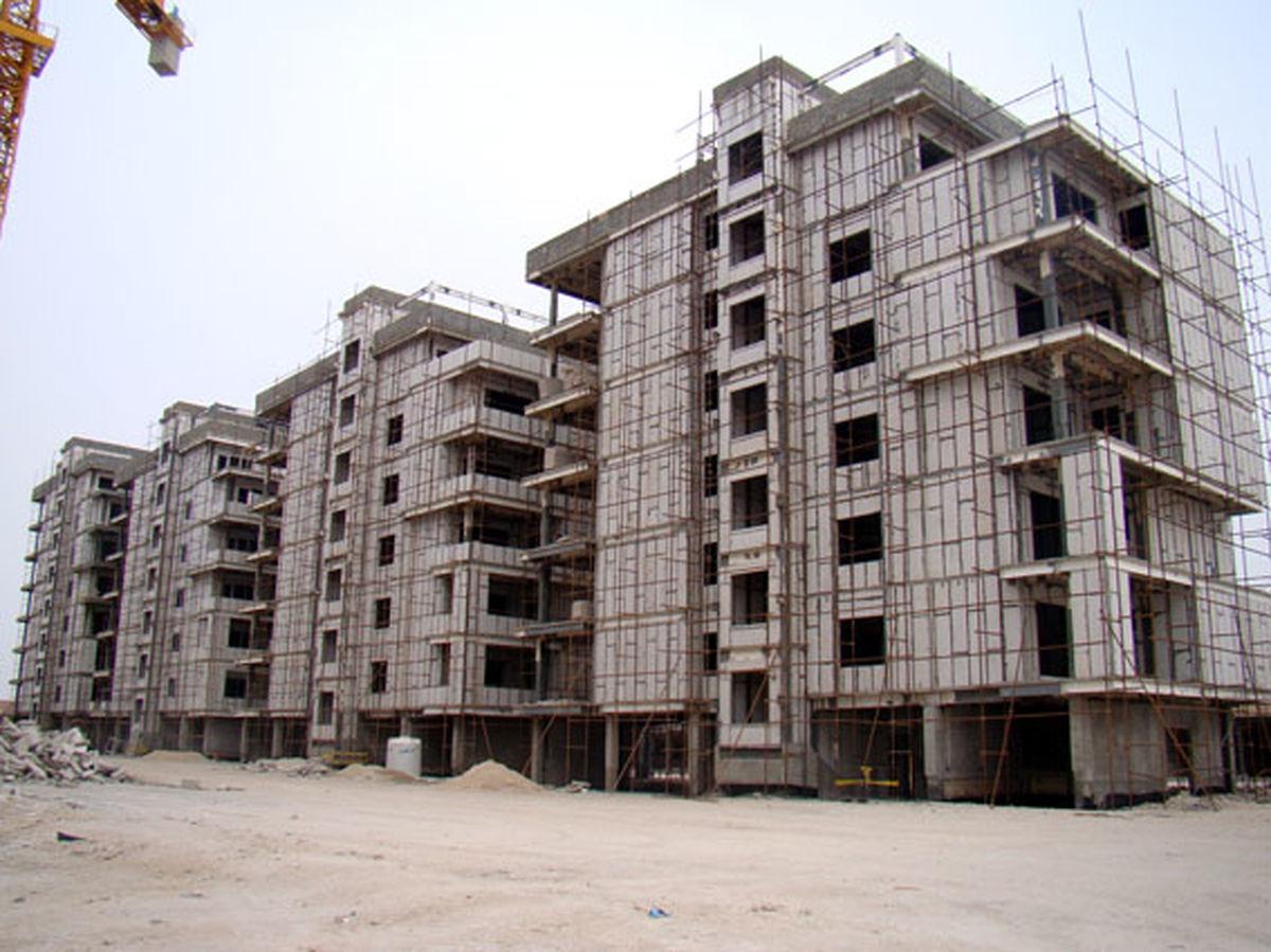 ۴میلیون و ۵۰۰هزار تومان؛ قیمت ساخت هر متر مربع ساختمان