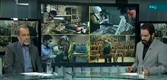 آنتنزنده شبکهخبر: خدا کند روحانی رأی بیاورد! +فیلم
