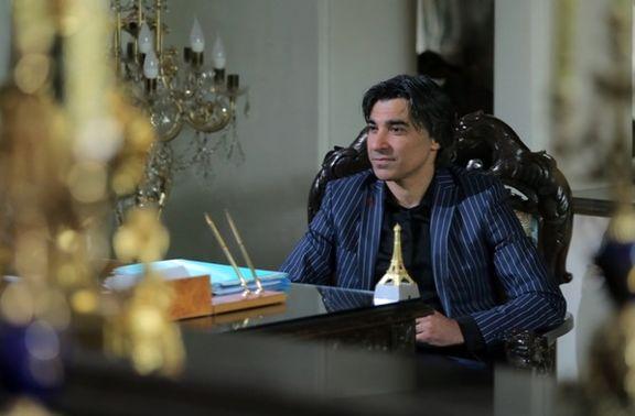وحید شمسایی بازیگر شد