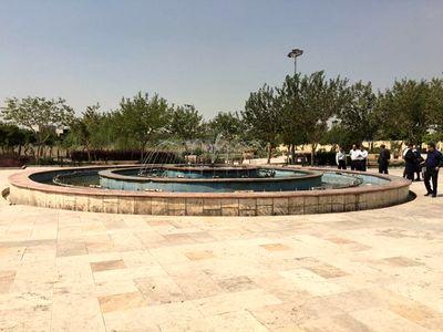 مرگ دلخراش کودک ۱۳ ساله در آبنمای بوستان الغدیر