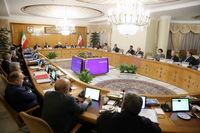 جزییات جلسه امروز هیات دولت به ریاست رئیس جمهور