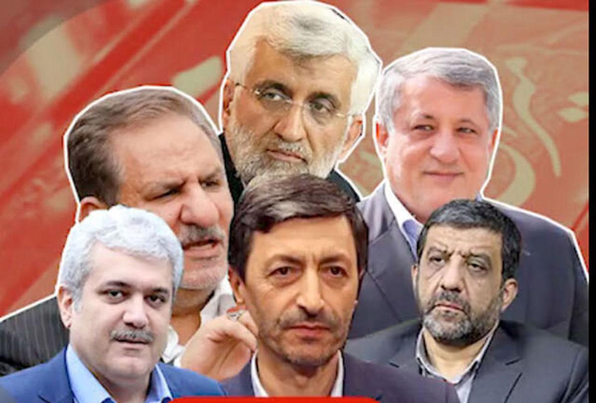 پرکارترین کاندیدای انتخابات ۱۴۰۰ کیست؟