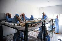 مصائب ترک اعتیاد در کمپهای غیرمجاز