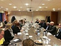 دیدار معاون سیاسی وزارت امور خارجه با مقامات سوئدی