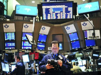 صعود بورس آمریکا با تقویت سهام فناوری