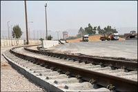 بررسی آخرین وضعیت ریل گذاری قزوین به رشت