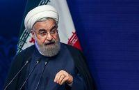 روحانی:خواسته مردم حل معضلات است