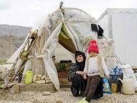 زلزله زدگان: منزلی برای خانه تکانی نداریم