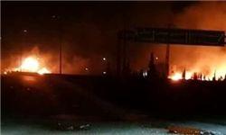 عربستان مناطق مسکونی یمن را بمباران کرد
