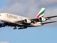 امارات به دلیل عبور از حریم هوایی ایران جریمه شد
