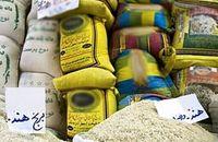 ترخیص ۳۷۵ میلیون دلار برنج طی ۳ماه