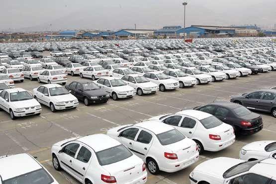 بازار خودرو مترصد ریزش