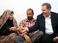 تحویل نخستین خانه به زلزلهزدگان روستای گورک کرمان +تصاویر