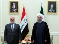 روحانی: تهران به دنبال روابطی مستحکم و همه جانبه با بغداد است