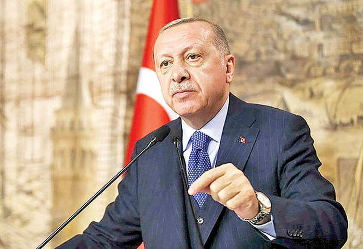 اردوغان واکسن کرونا زد +عکس