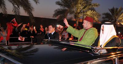 خودروی تشریفاتی پادشاه بحرین +عکس