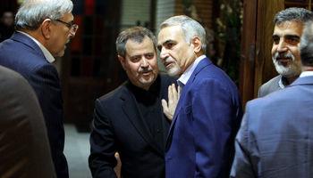 آخرین تصاویر از حسین فریدون پیش از انتقال به اوین