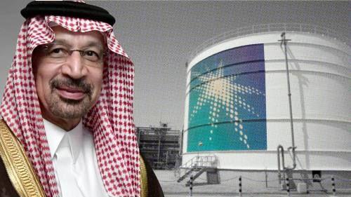 وزیر نفت عربستان برکنار شد/ ایستگاه آخر خالدالفالح