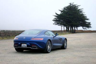 مرسدس بنز AMG GT S  را ببینید+تصاویر