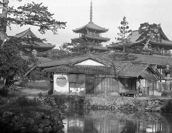 ژاپنیها در صد سال پیش +تصاویر