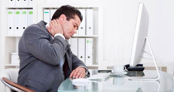 دردهای ناشی از کار با تلفن همراه و راهکارهای درمانی
