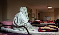 سامانسرای زنان کارتن خواب +تصاویر