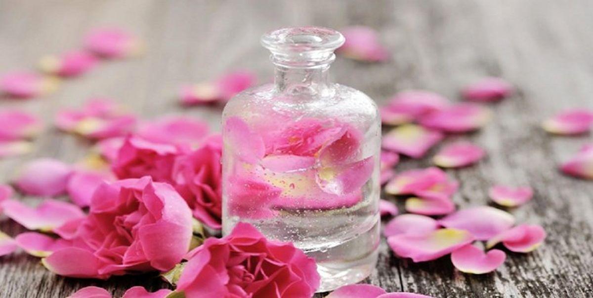 خواص شگفتانگیز گلاب