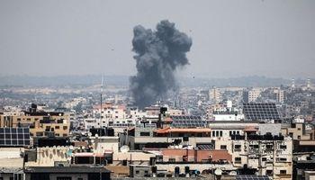 شنیدهشدن صدای انفجار در جنوب فلسطین اشغالی