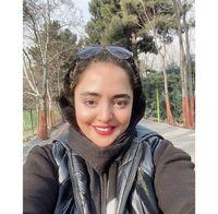 بدل نرگس محمدی +عکس