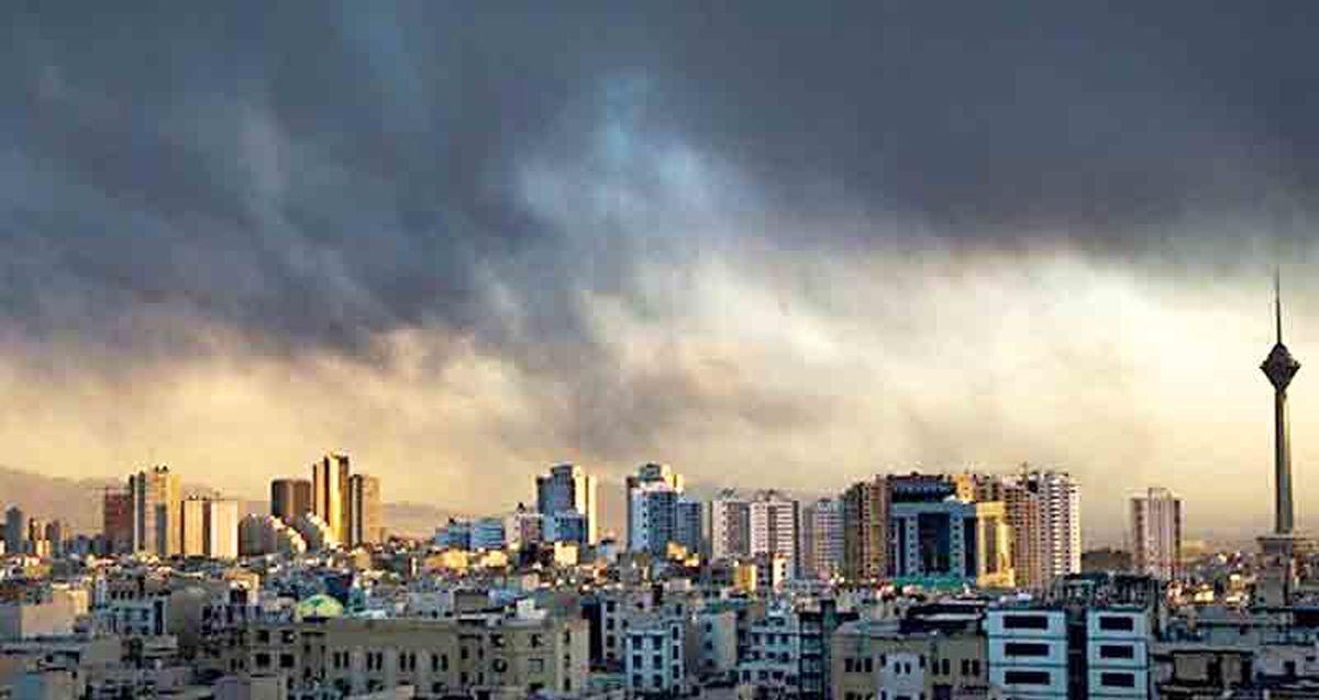 کیفیت هوای پایتخت قابل قبول شد